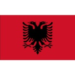 albanien-fahne