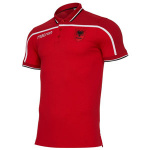 albanien-polo-red
