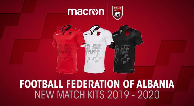 Albanien Kits 2019-2020