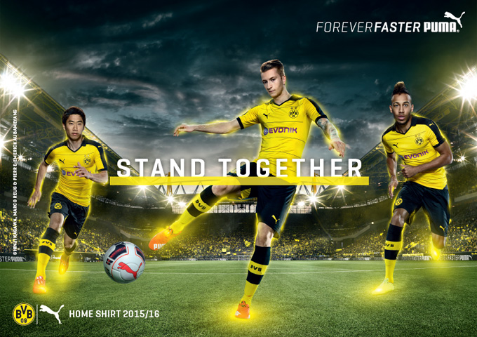 BVB Dortmund home Kit