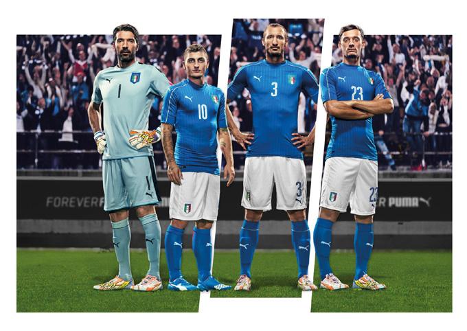 Italien EM16 home Kit