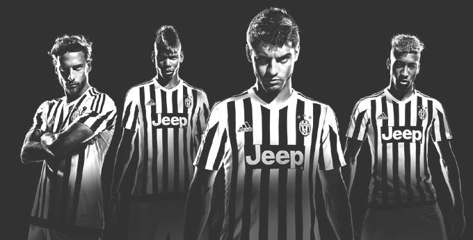 Juventus Turin home Kit