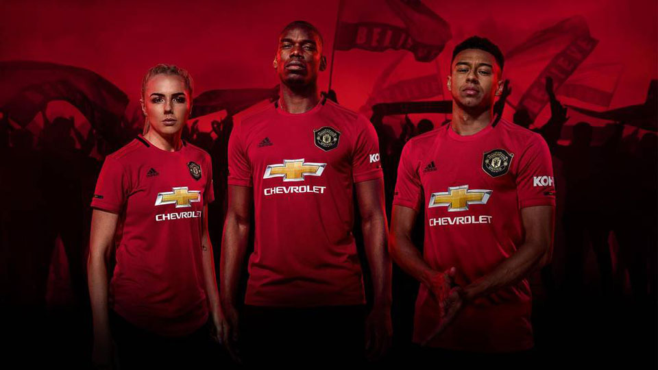 Manu United Homekit 2019-20