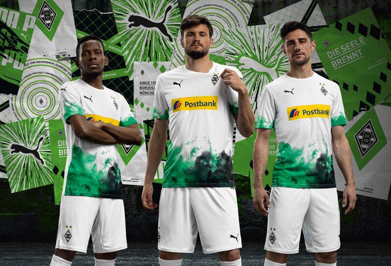 Borussia Mönchengladbach 2019-20 Homekit