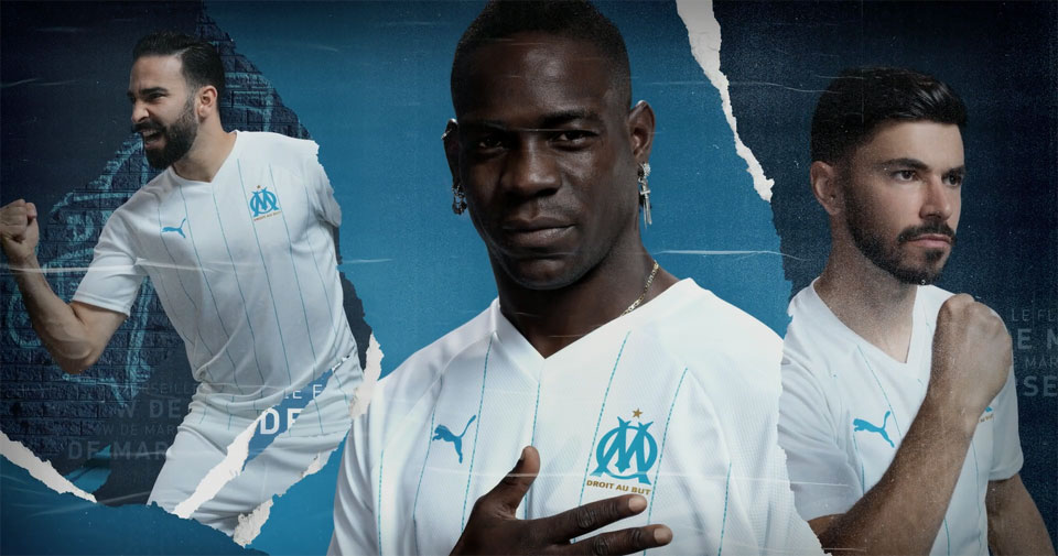 Olympique Marseille Homekit 2019-20