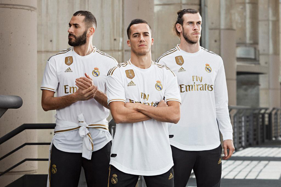 Real Madrid Homekit 2019/20