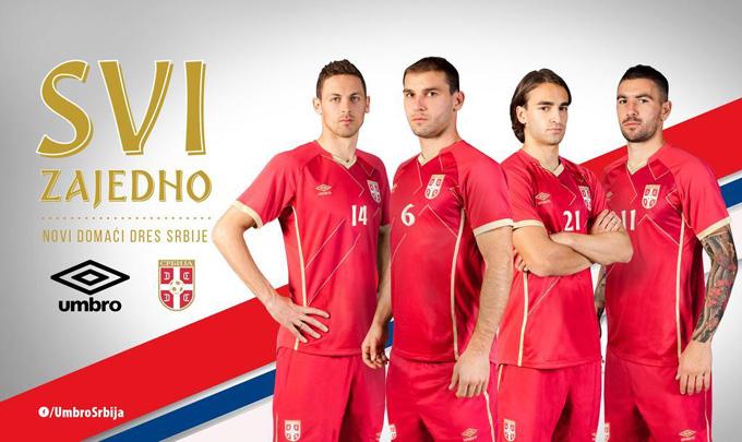 Serbien home Kit