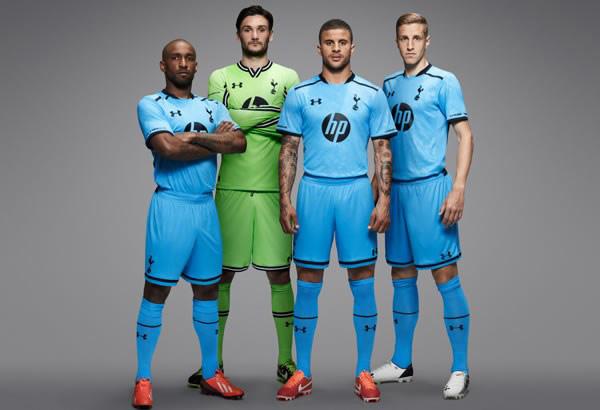 Tottenham away Kit