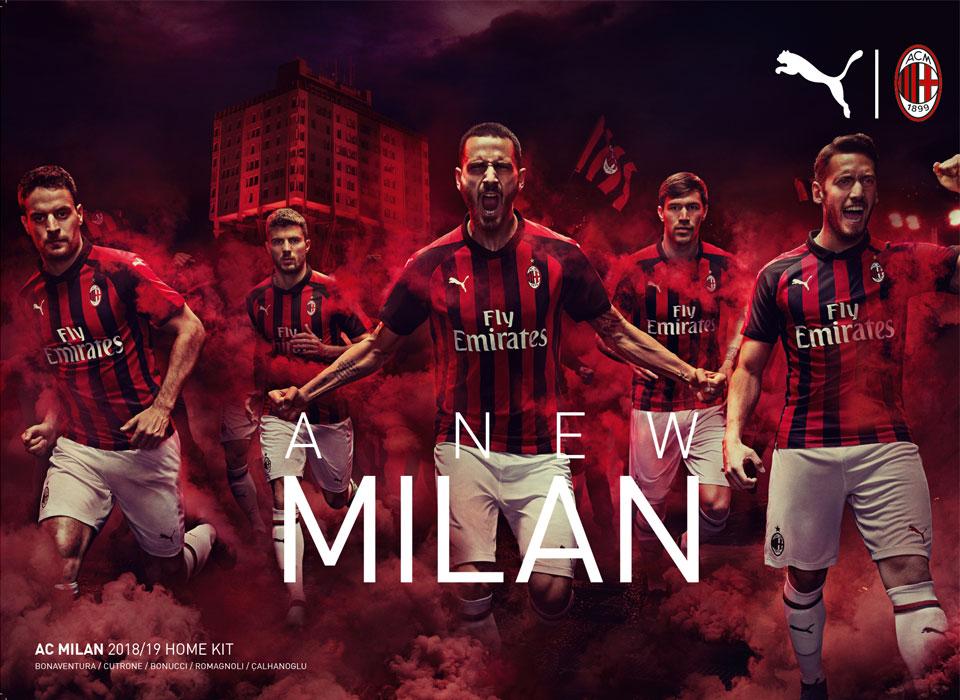 AC Milan 2018/19 Homekit