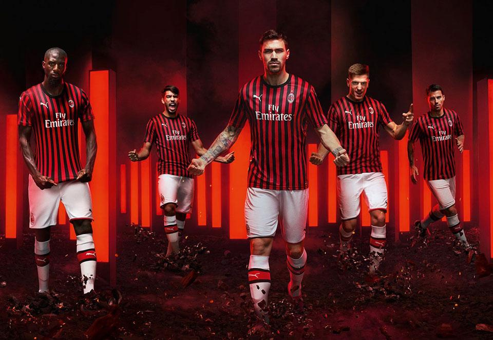 AC Milan 2019/20 Homekit