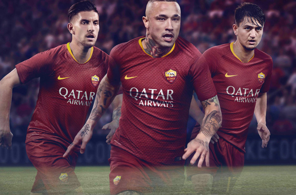 AS Roma Homekit 2018-19