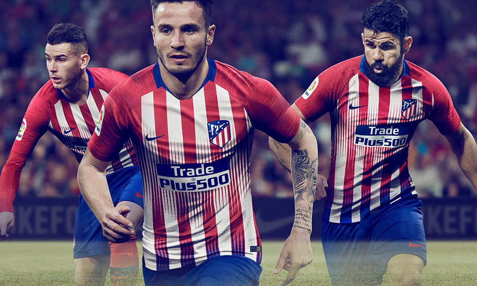 Atletico Madrid 2018/19 Homekit