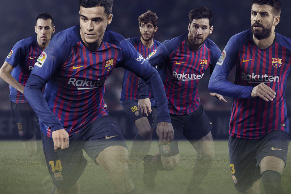 Barcelona Homekit 2018/19