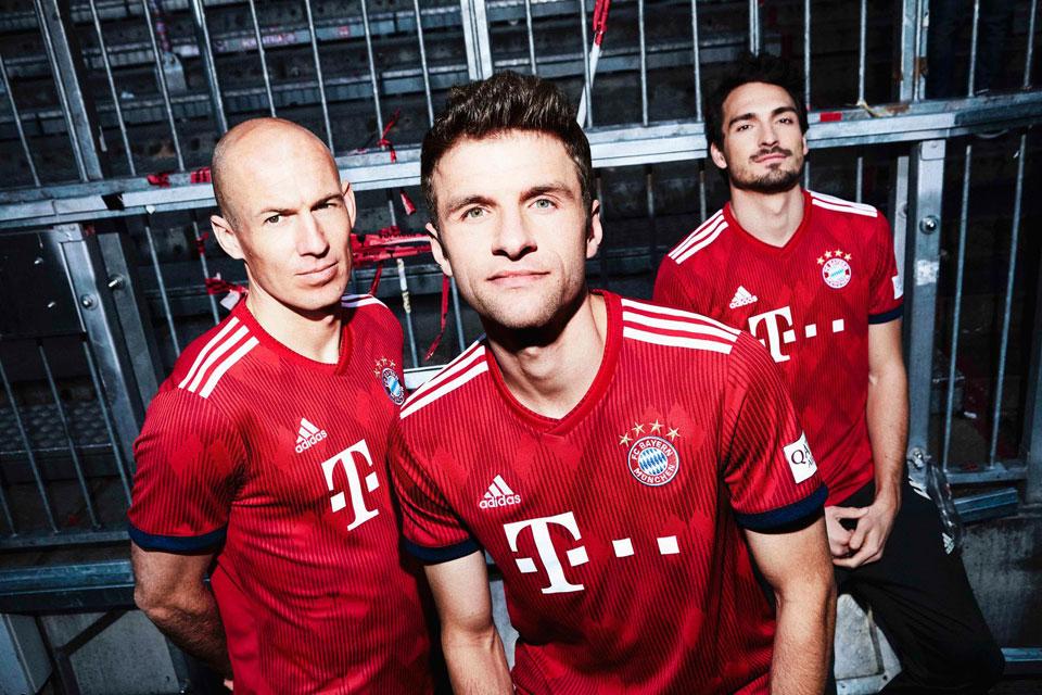 Bayern München Homekit 2018