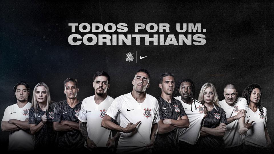 Corinthians Kit 2018-19