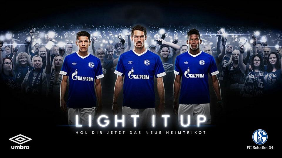 Schalke 04 2018/19 Homekit