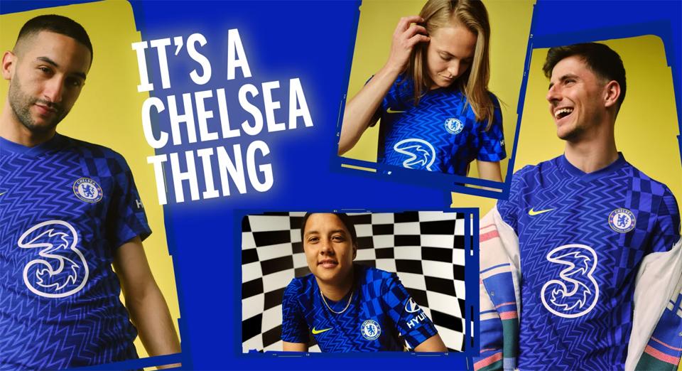 Chelsea New Kit 21/22