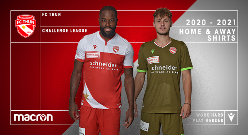 Thun home/away Dress