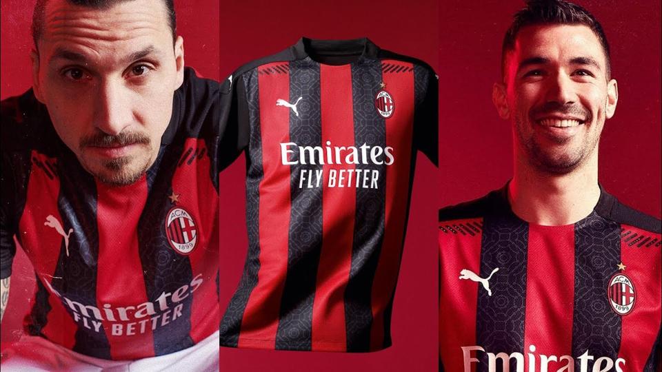 AC Milan 2020/21 Homekit