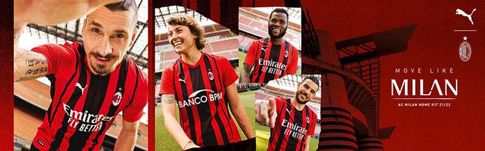 AC Milan 2021/22 Homekit