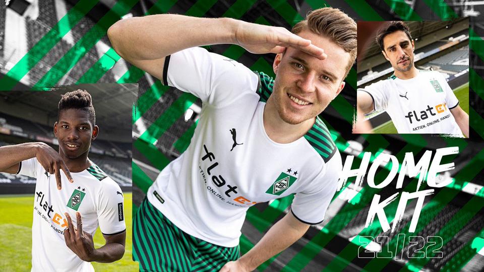 Borussia Mönchengladbach 2021-22 Homekit