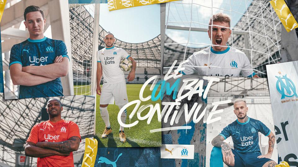 Olympique Marseille 2020