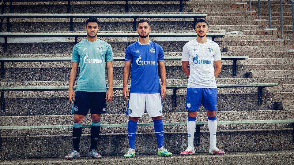 Schalke 04 Kits 2020/2021