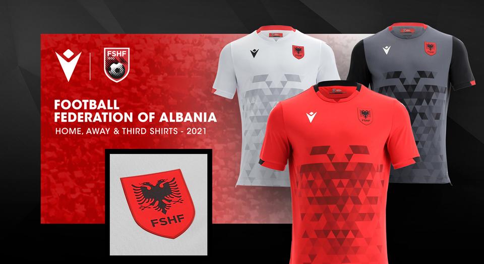 Albanien Shirts 2020/2021