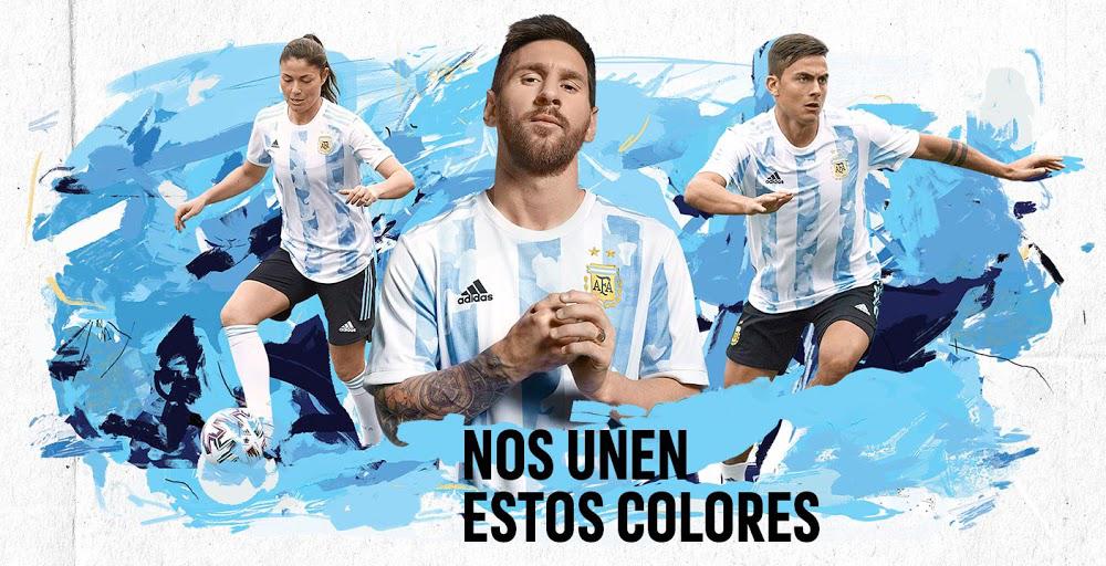 Argentinien WM-Kit 2021
